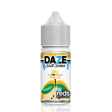 7 DAZE - REDS SALT SERIES - MANGO ICED - 30mL (Iced)